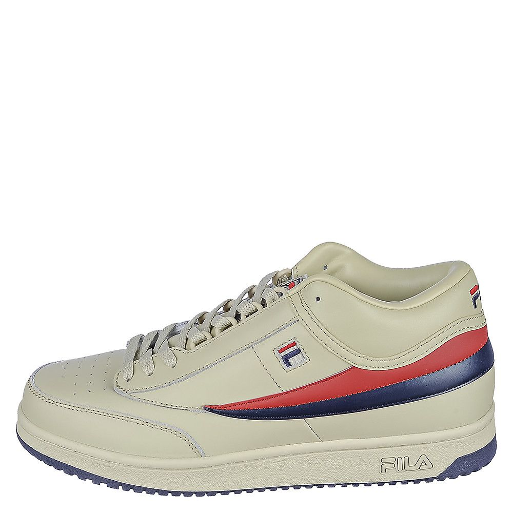 Men's T1 Mid Crm Sneaker Cream