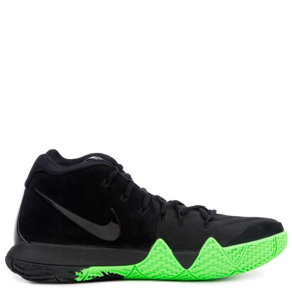 the best attitude e3dcc 05b42 KYRIE 4 Halloween BLACK/RAGE GREEN