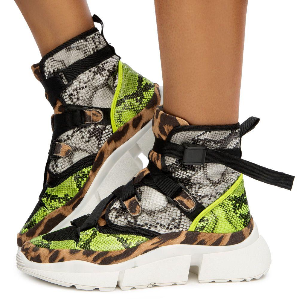 Superstar High Top Sneakers