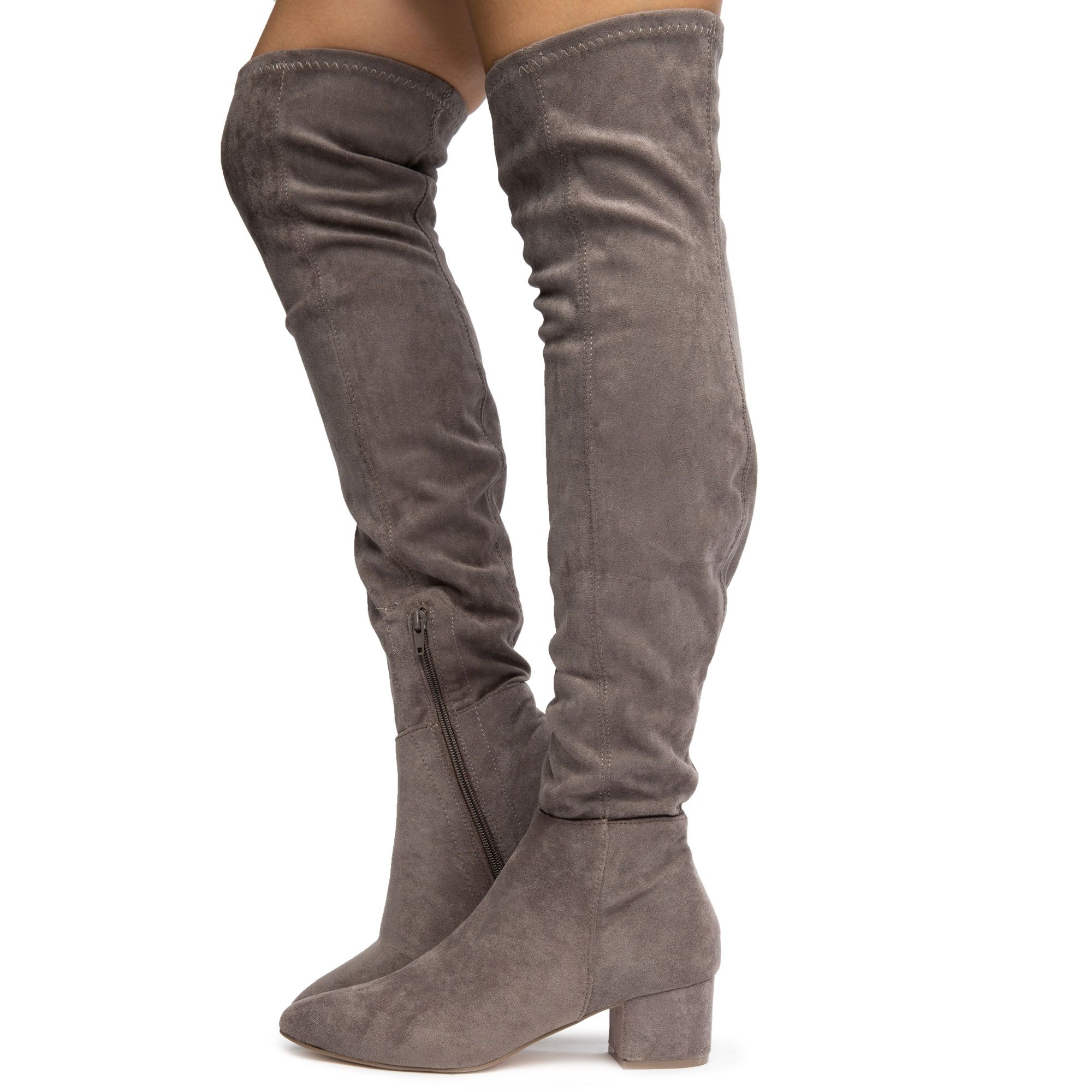 Wynter-1 Over the Knee Boots