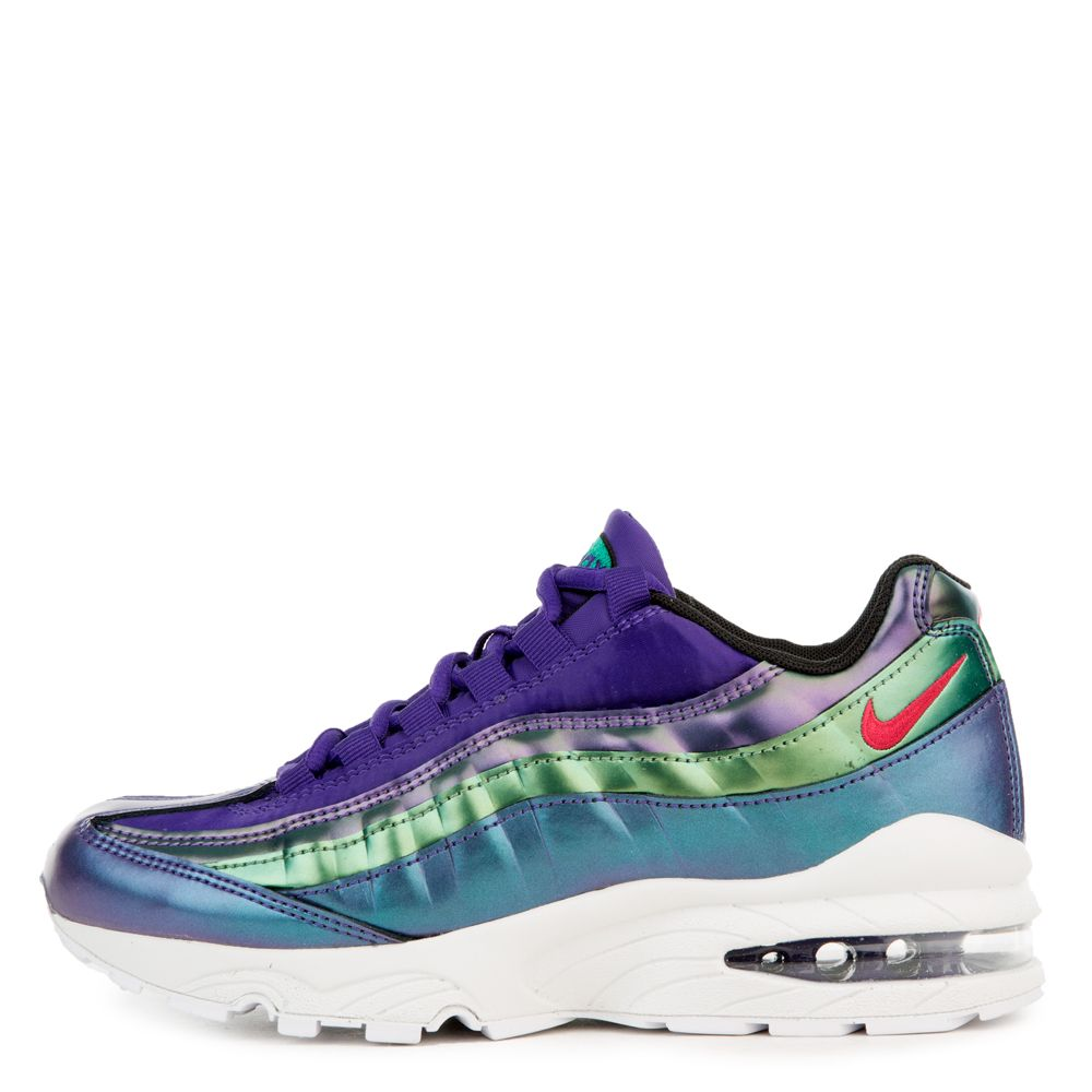 low cost 17cc7 7d8bb (gs) air max 95 se court purple/rush pink-neptune green