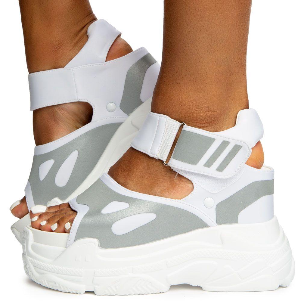 Blueberry-02 Platform Sandals
