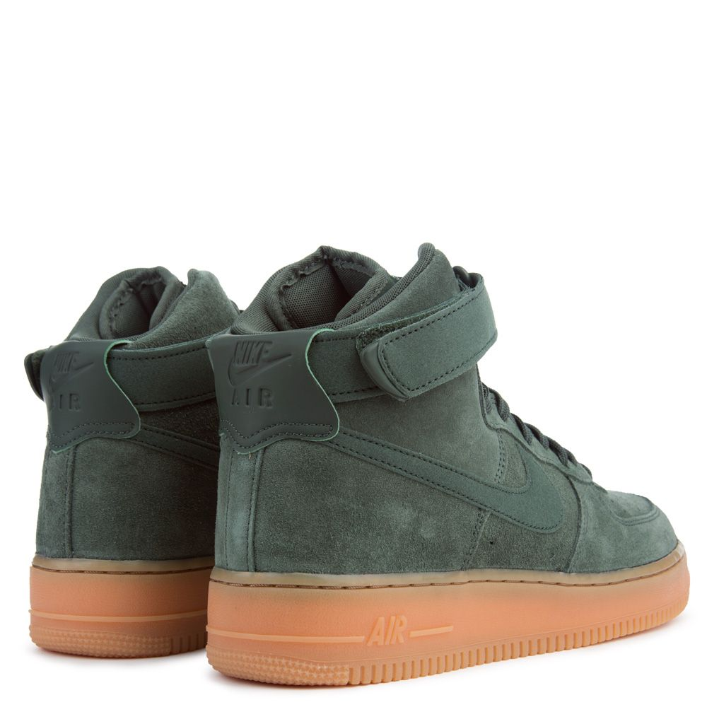 outlet store 40c8a 0f9e7 Air Force 1 High '07 LV8 Suede VINTAGE GREEN