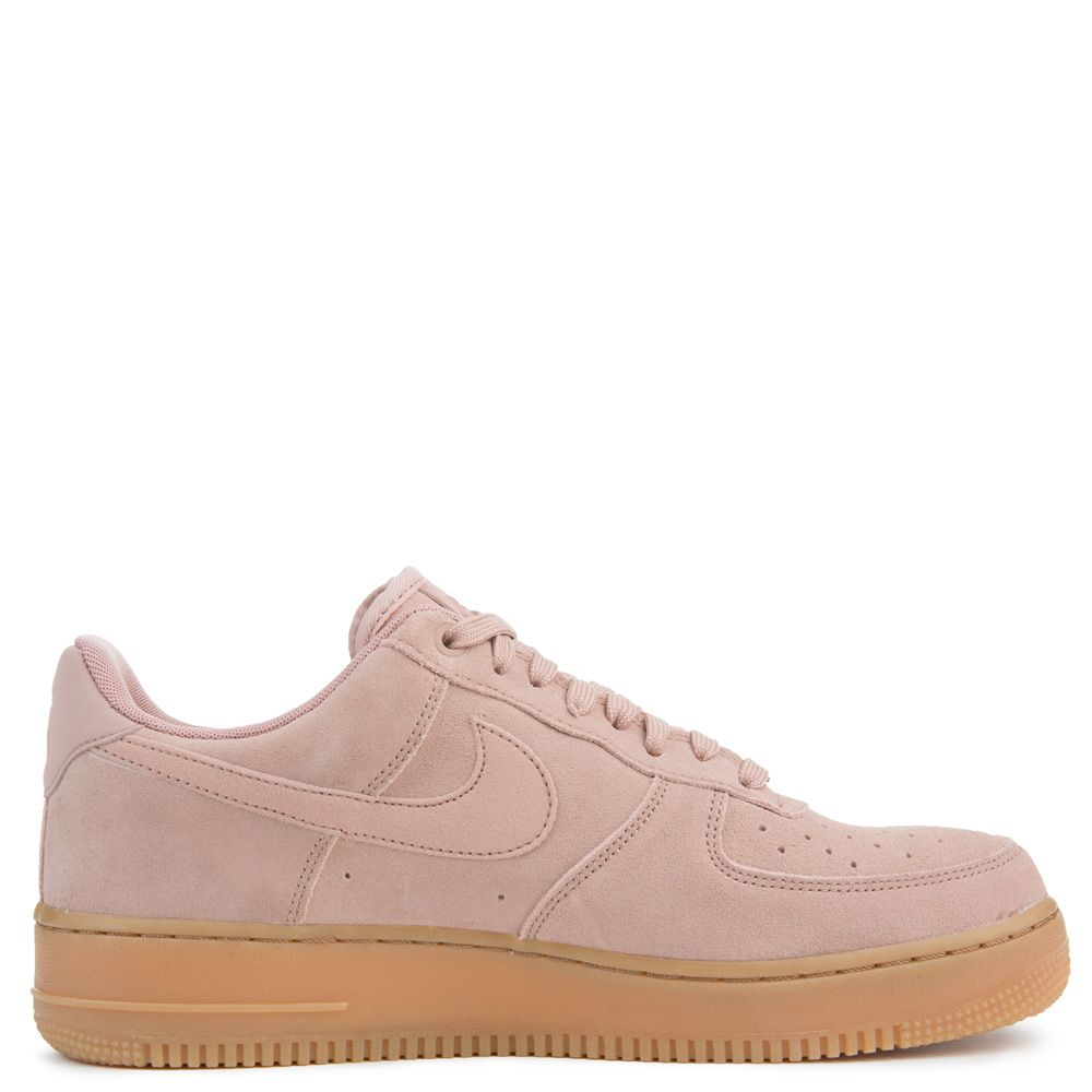 Nikes Air Force 1 '07 LV8 Pink Suede US 7