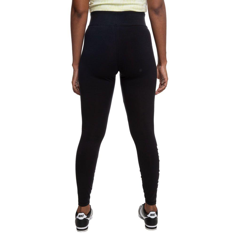 wykwintny styl sprzedawca detaliczny świetna jakość NIKE AIR LEGGINGS BLACK/WHITE
