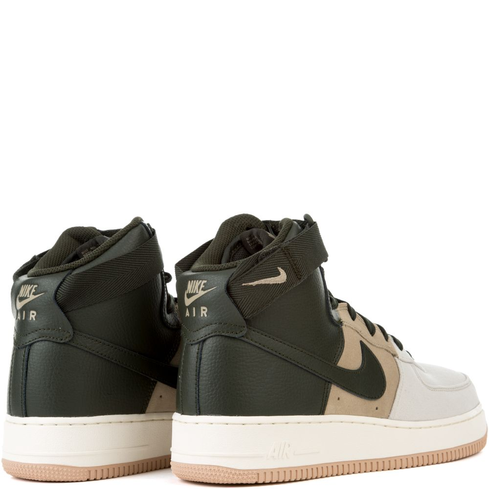 Nike Air Force 1 High '07 Lv8 Light BoneSequoia Khaki Sail