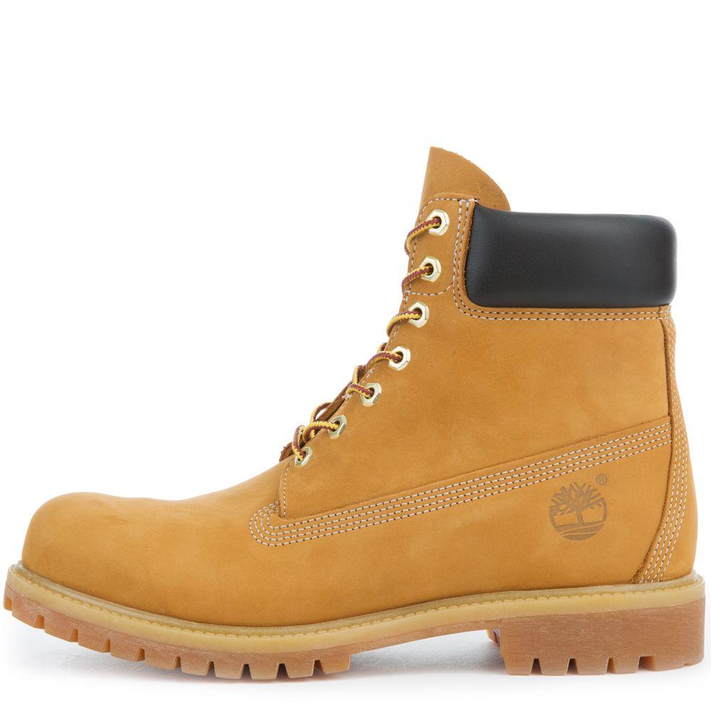 Timberland Boot Premium 6 Inch Wheat Brown