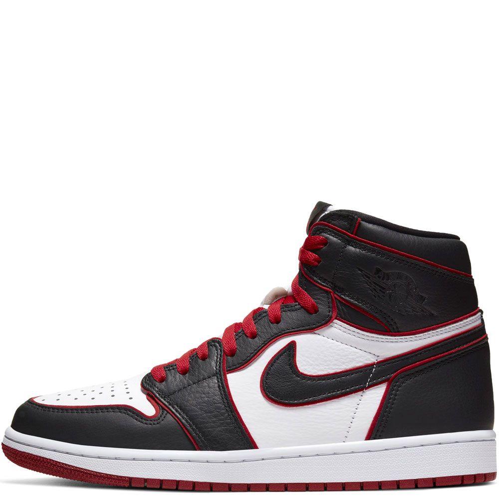 cocinar una comida Tienda Monje  Air Jordan 1 Retro High OG Black/Gym Red-White