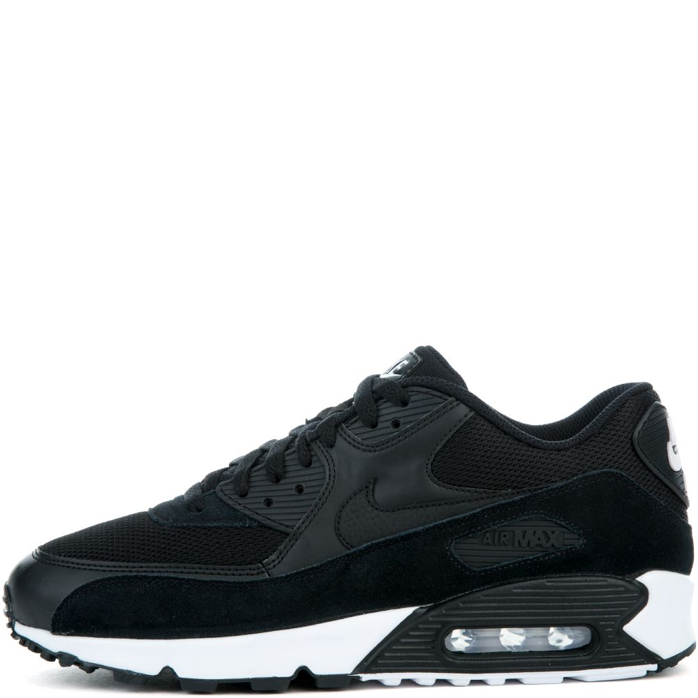 Nike Air Max 90 Essential Sneakers BlackBlackWhite