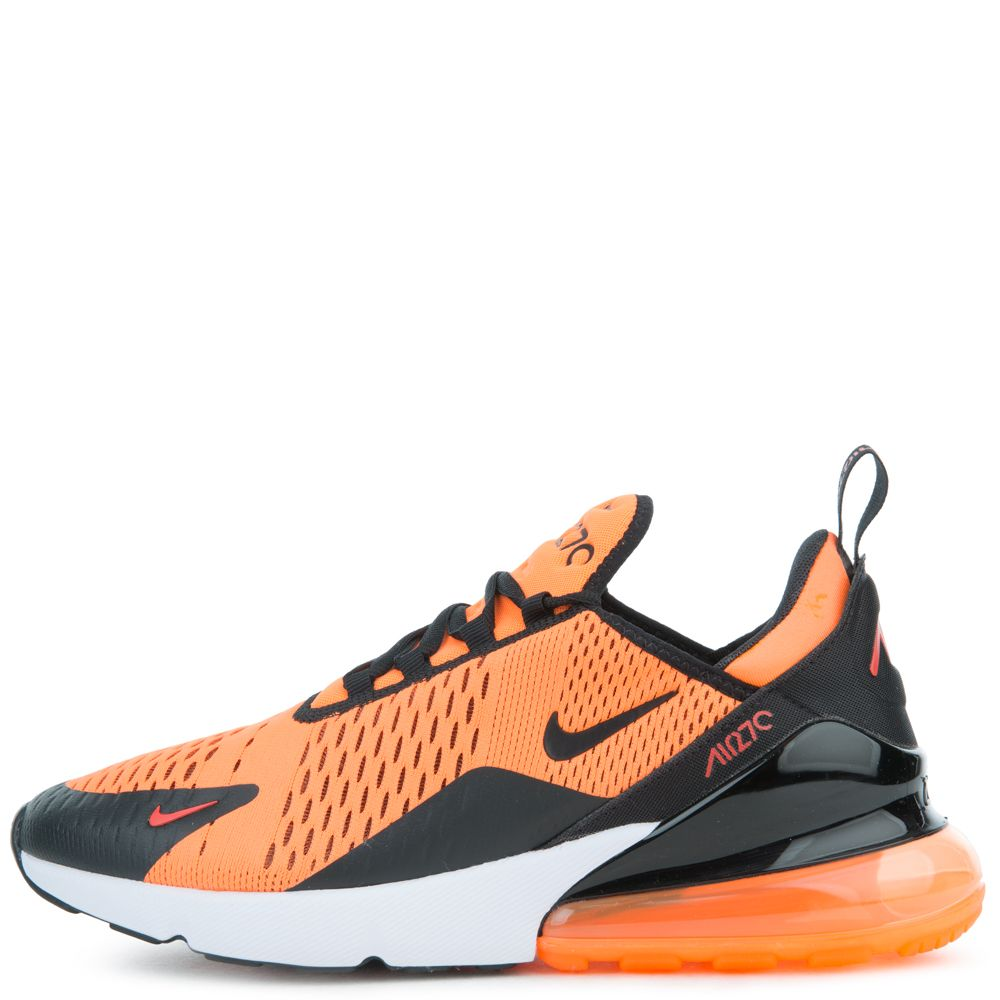save off 6ea13 c6e5a AIR MAX 270 TEAM ORANGE/BLACK-WHITE-CHILE RED