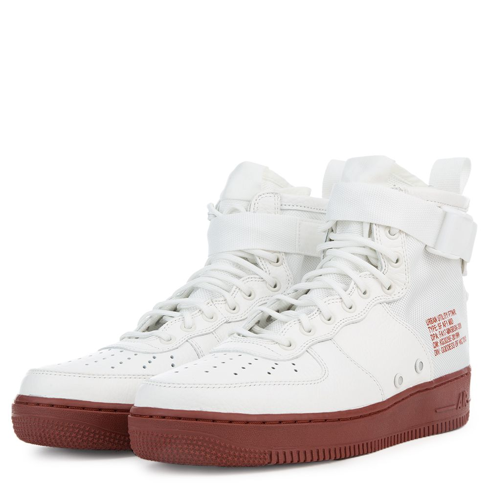 huge selection of a39a1 8b24c Sf Air Force 1 Mid IVORY/IVORY-MARS STONE