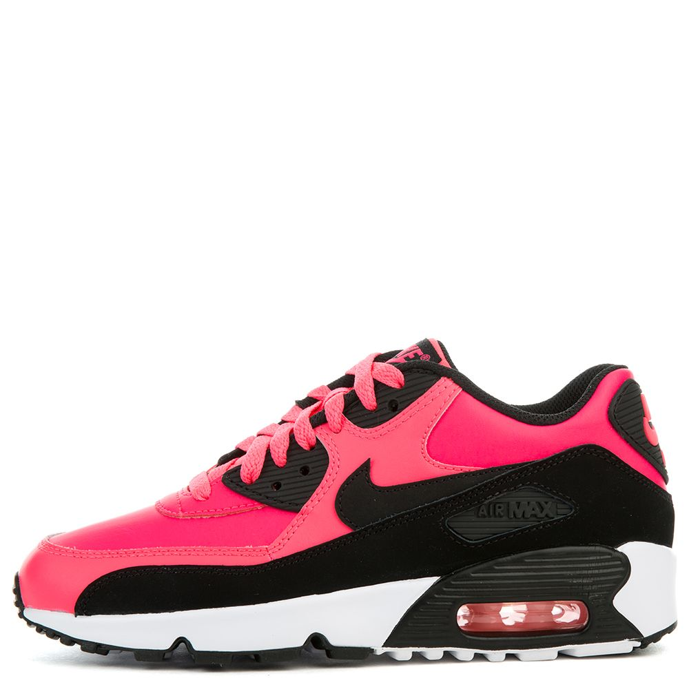 competitive price 2ac37 2b4f1 Air Max 90 LTR RACER PINK/BLACK-WHITE