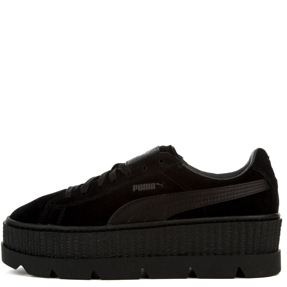 huge selection of 74408 1c4e4 Women's Cleated Creeper Suede PUMA BLACK