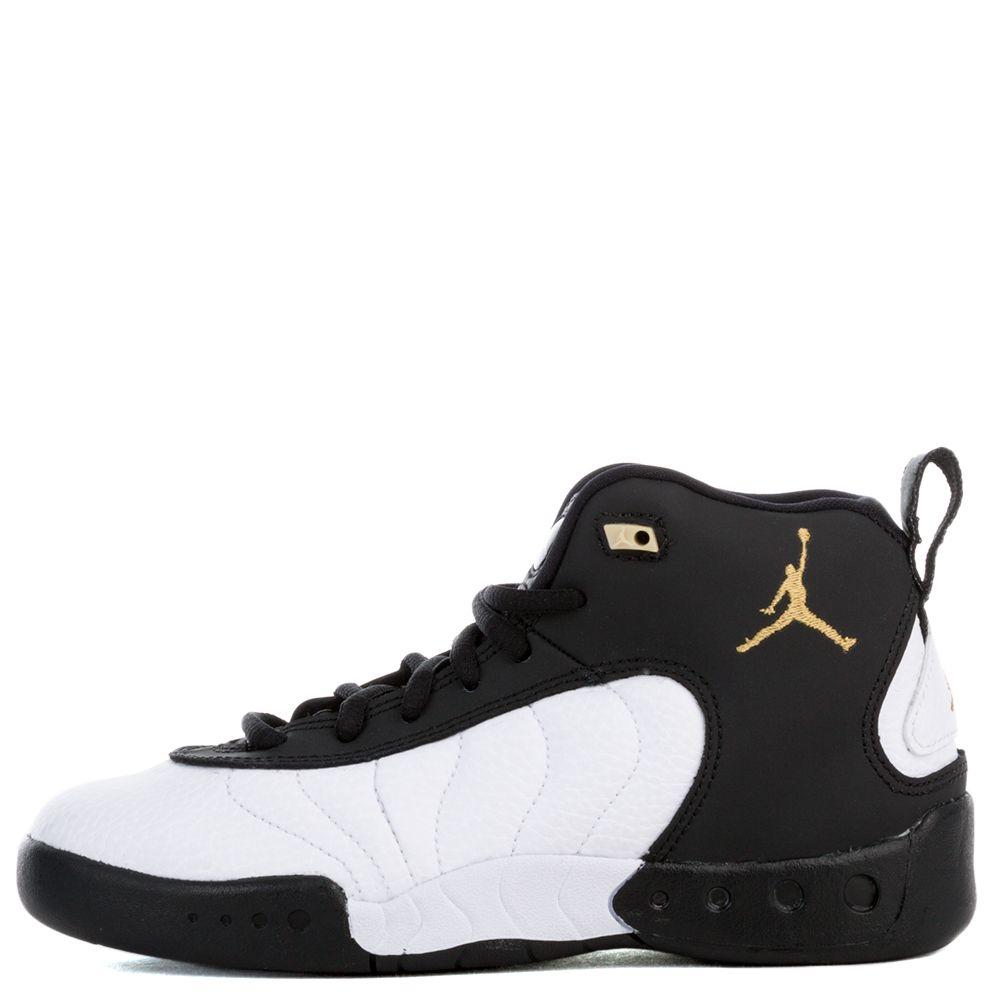 jordan jumpman pro white and black