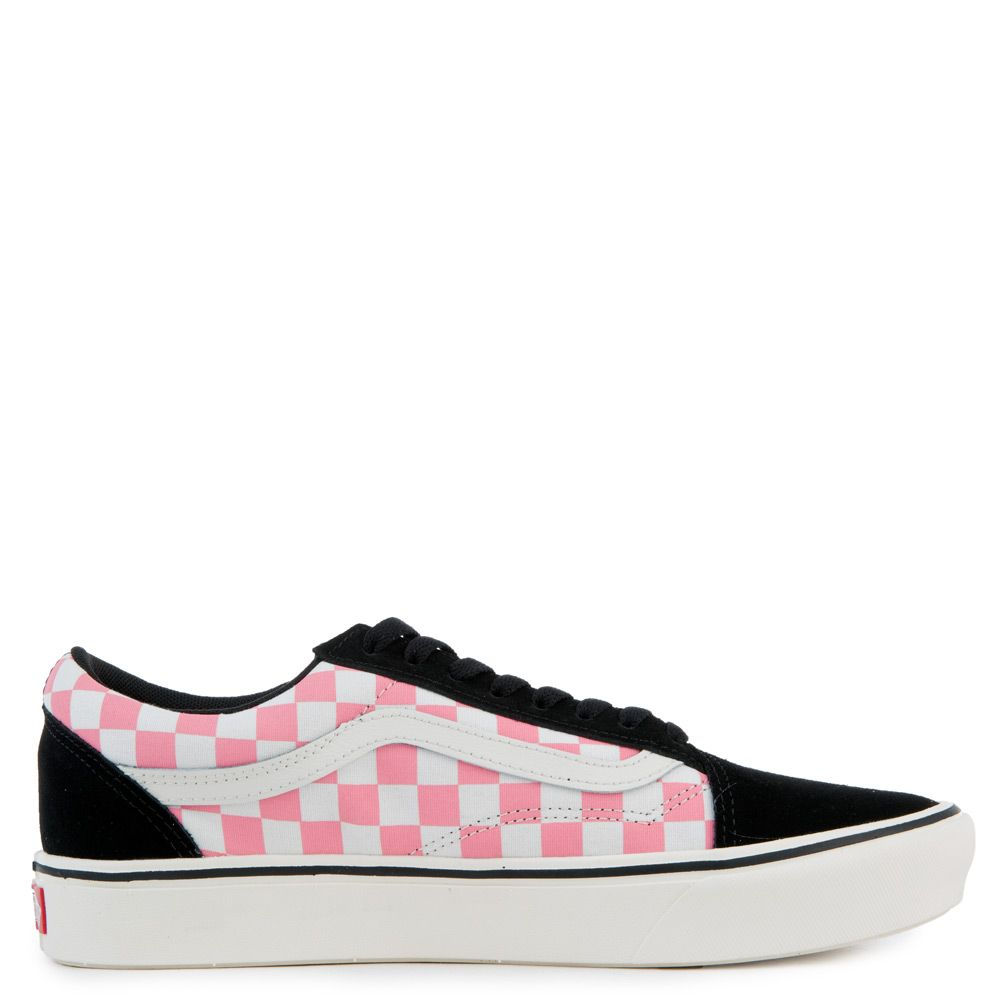 COMFYCUSH OLD SKOOL CHECKERBOARD BLACKSTRAWBERRY PINK