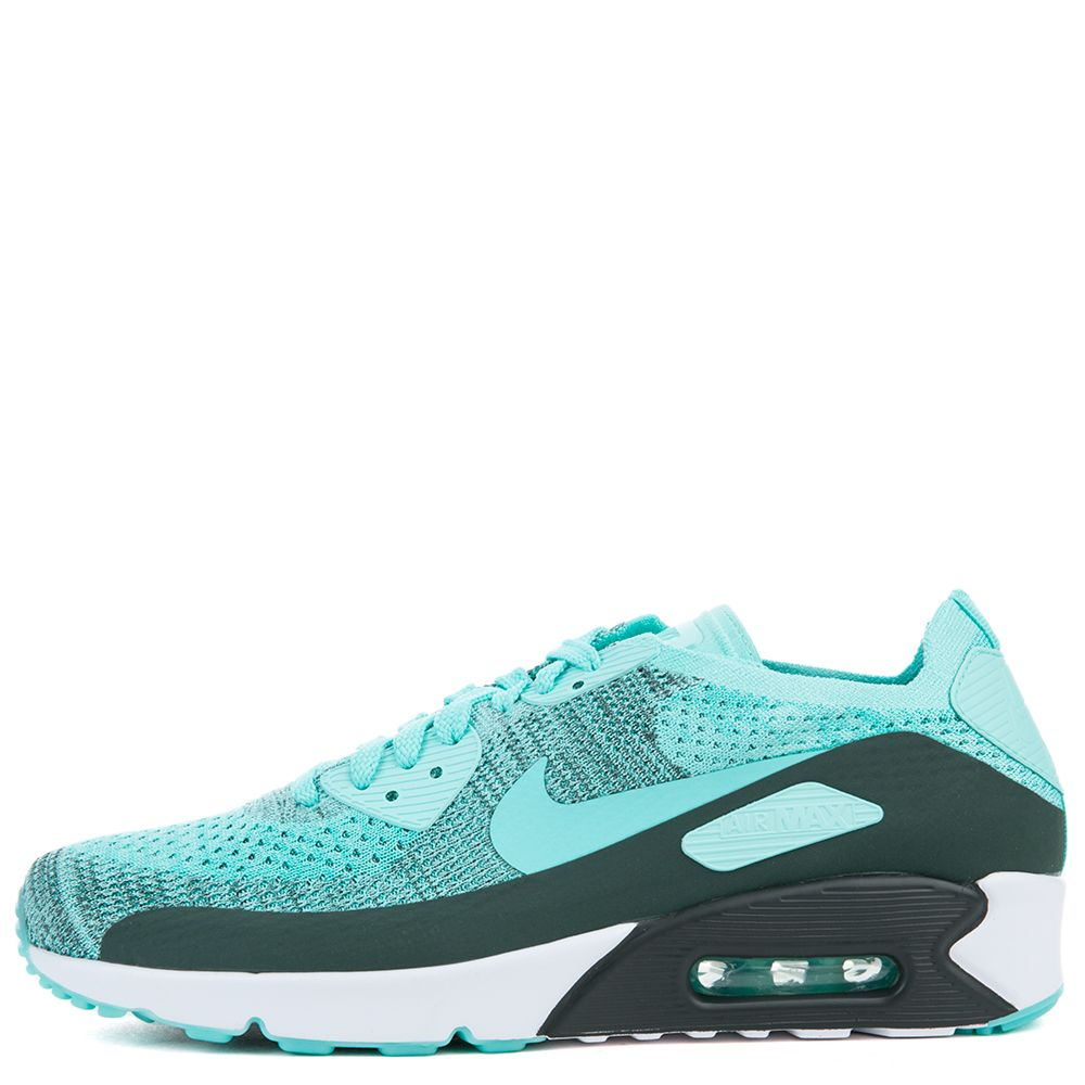 competitive price 94459 02020 Air Max 90 Ultra 2.0 Flyknit HYPER TURQ/HYPER TURQ-VINTAGE GREEN