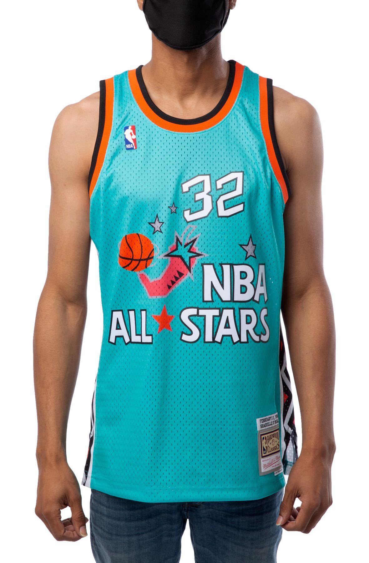 All-Star East Shaquille O'Neal 1996-97 Swingman Jersey