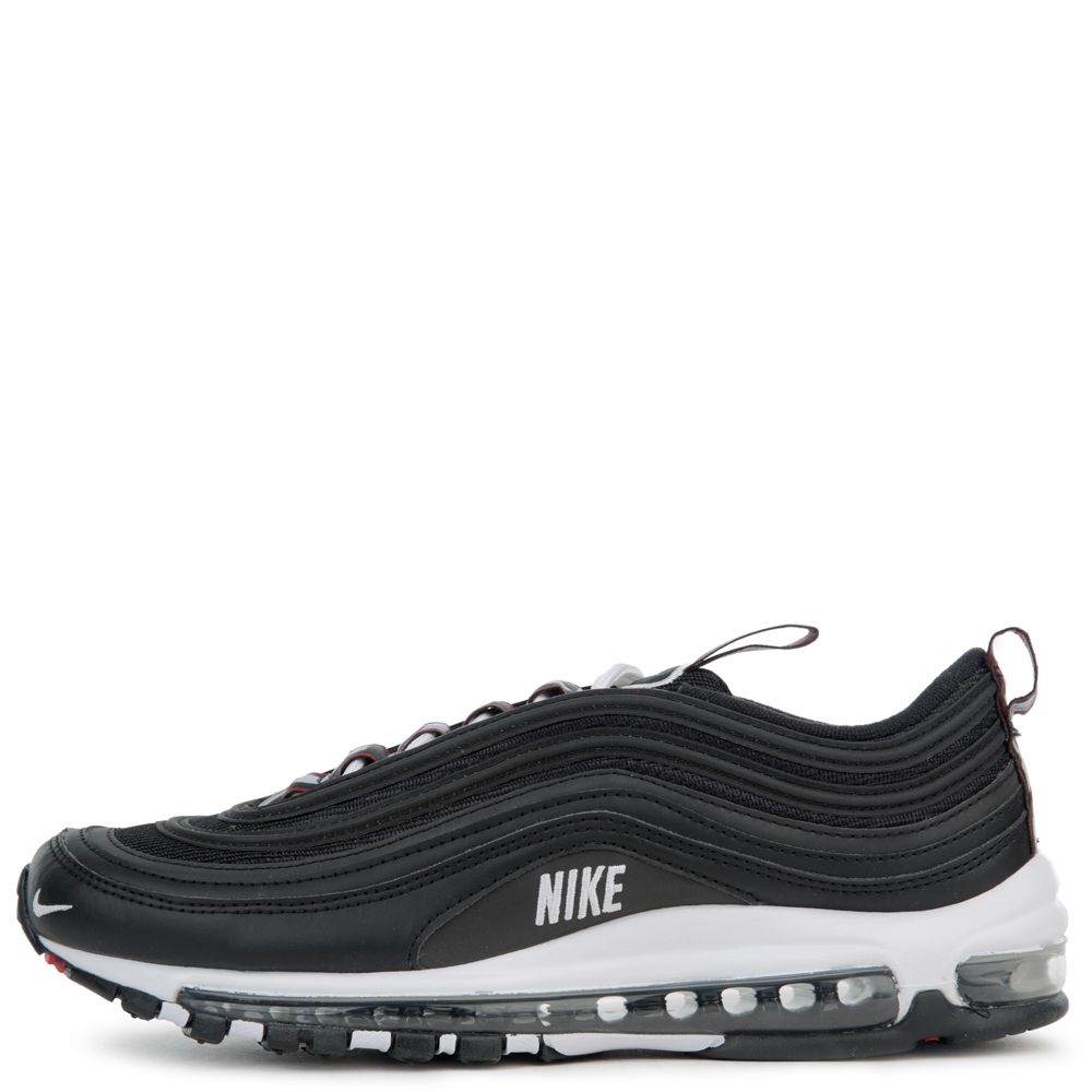 AIR MAX 97 PREMIUM BLACKWHITE VARSITY RED