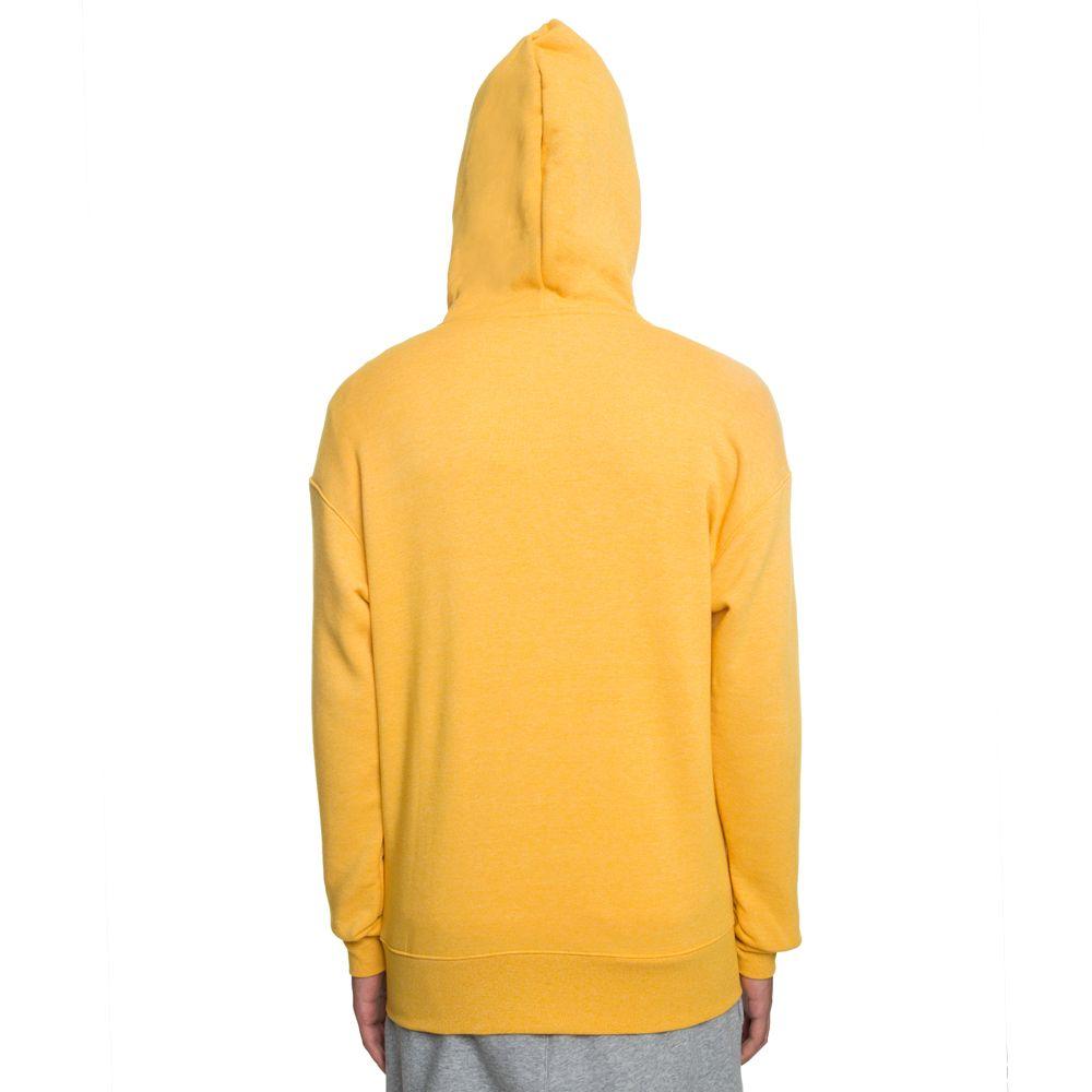 Nike Sportswear Heritage Hoodie Pullover Yellow Ochre