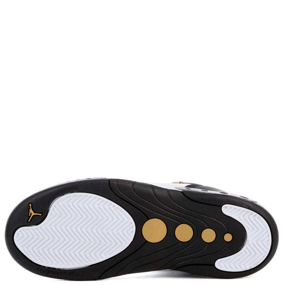 Air Jordan Jumpman Pro PS # 909419 032 Black White Gold Pre School SZ 11-3
