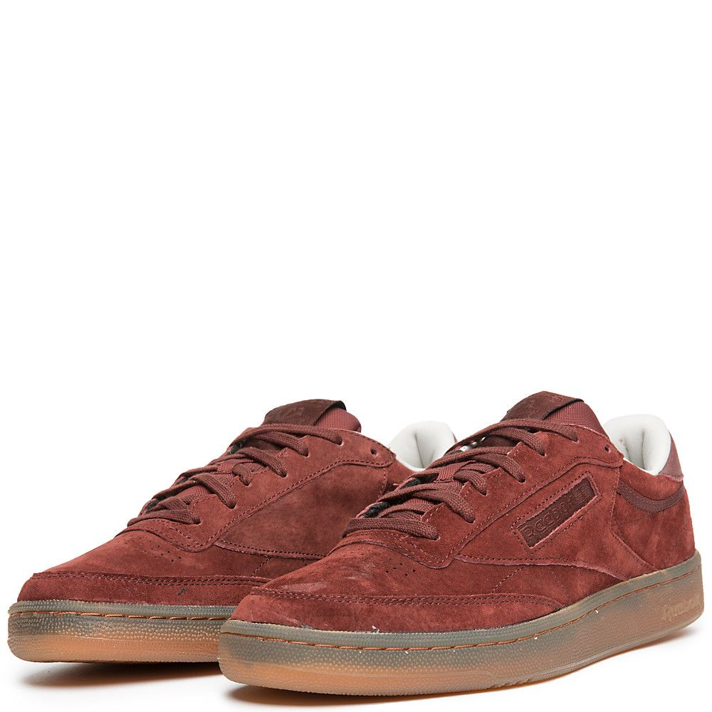 Men's Club C 85 G Sneaker BURNT SIENNASAND STONE