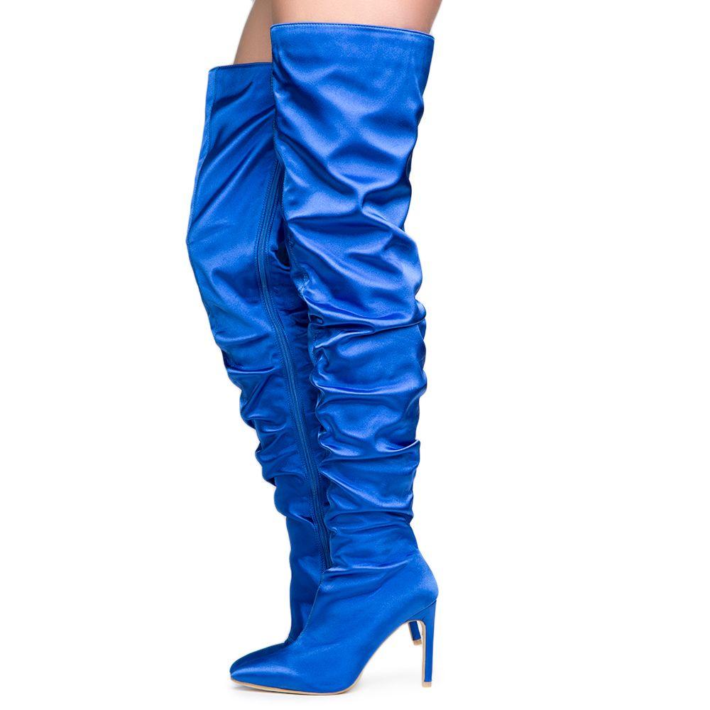 Cape Robbin Kitana-6 Women's Royal Blue