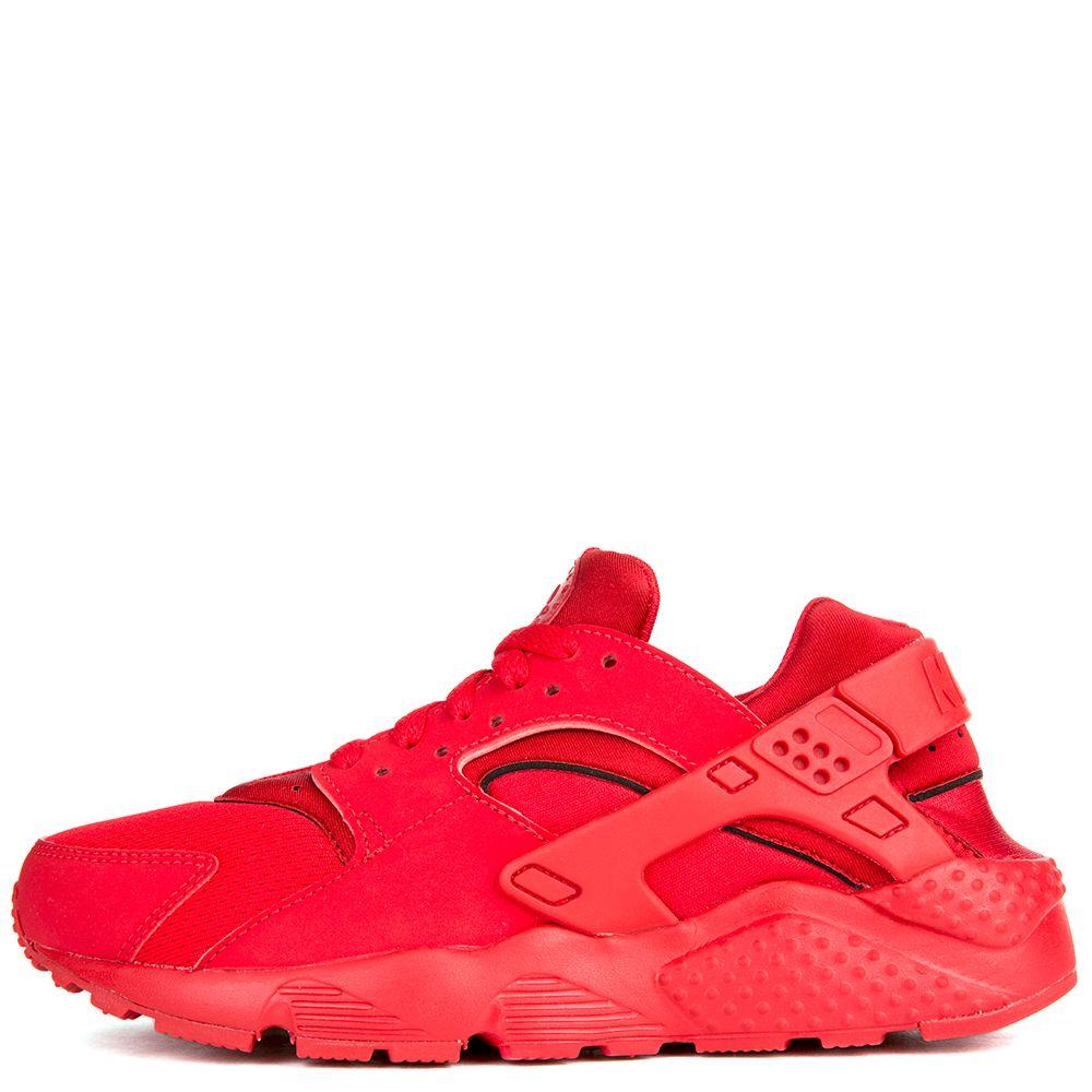 Huarache Run (GS) Red