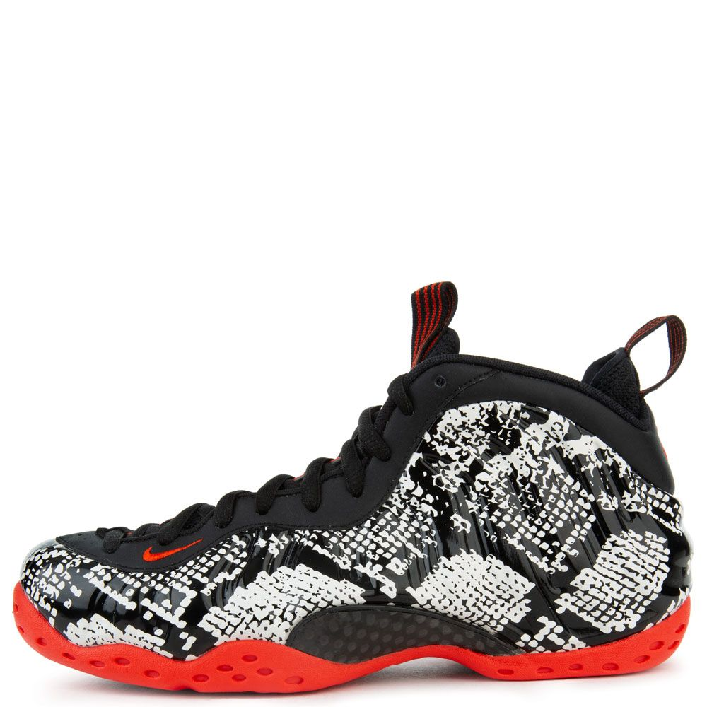 best loved ef4cc 5c1c8 Air Foamposite One Sail/Habanero Red-Black
