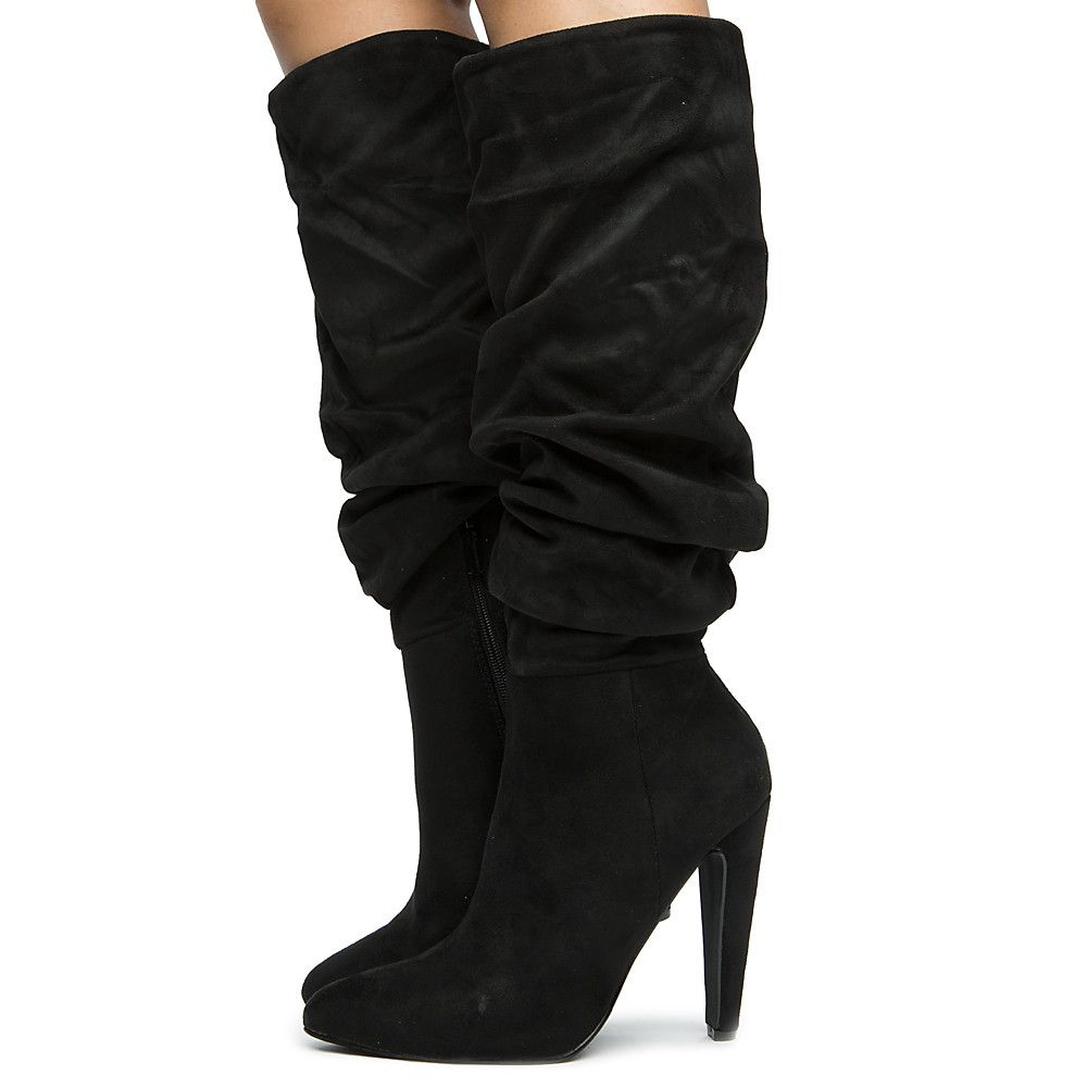 Women's Tava-1 High Heel Boot BLACK