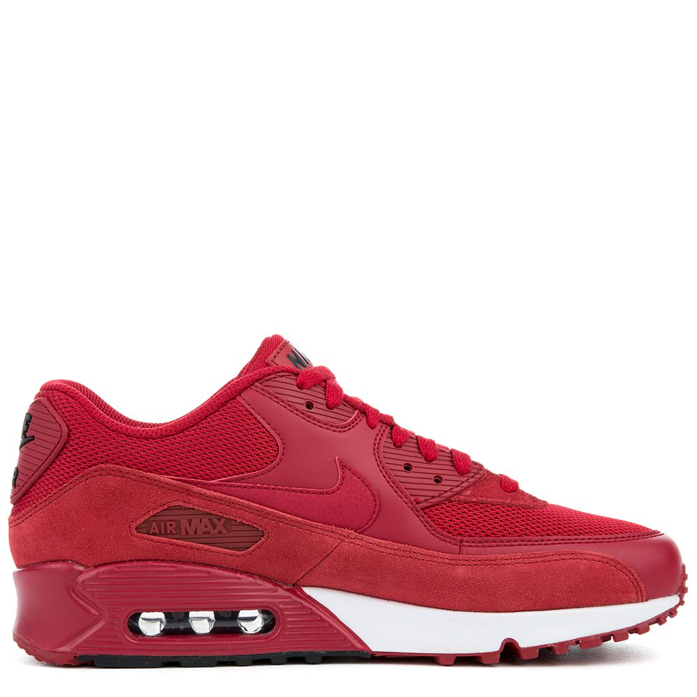 Air Max 90 Essential GYM REDGYM RED BLACK WHITE
