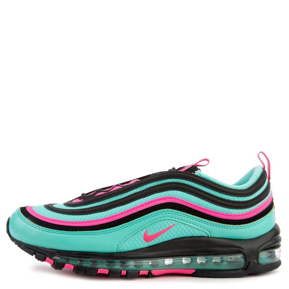 black pink blue air max 97