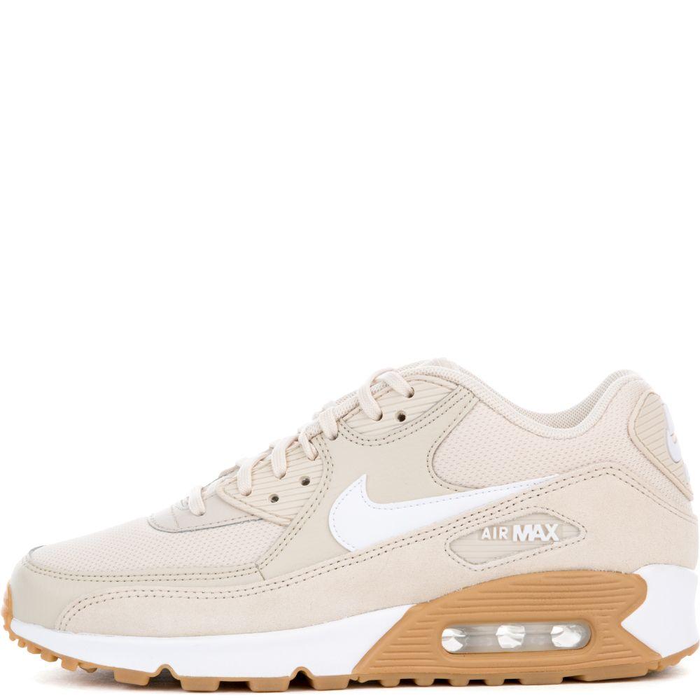 Nike Wmns Air Max 90 OatmealWhite Gum Light Brown 325213