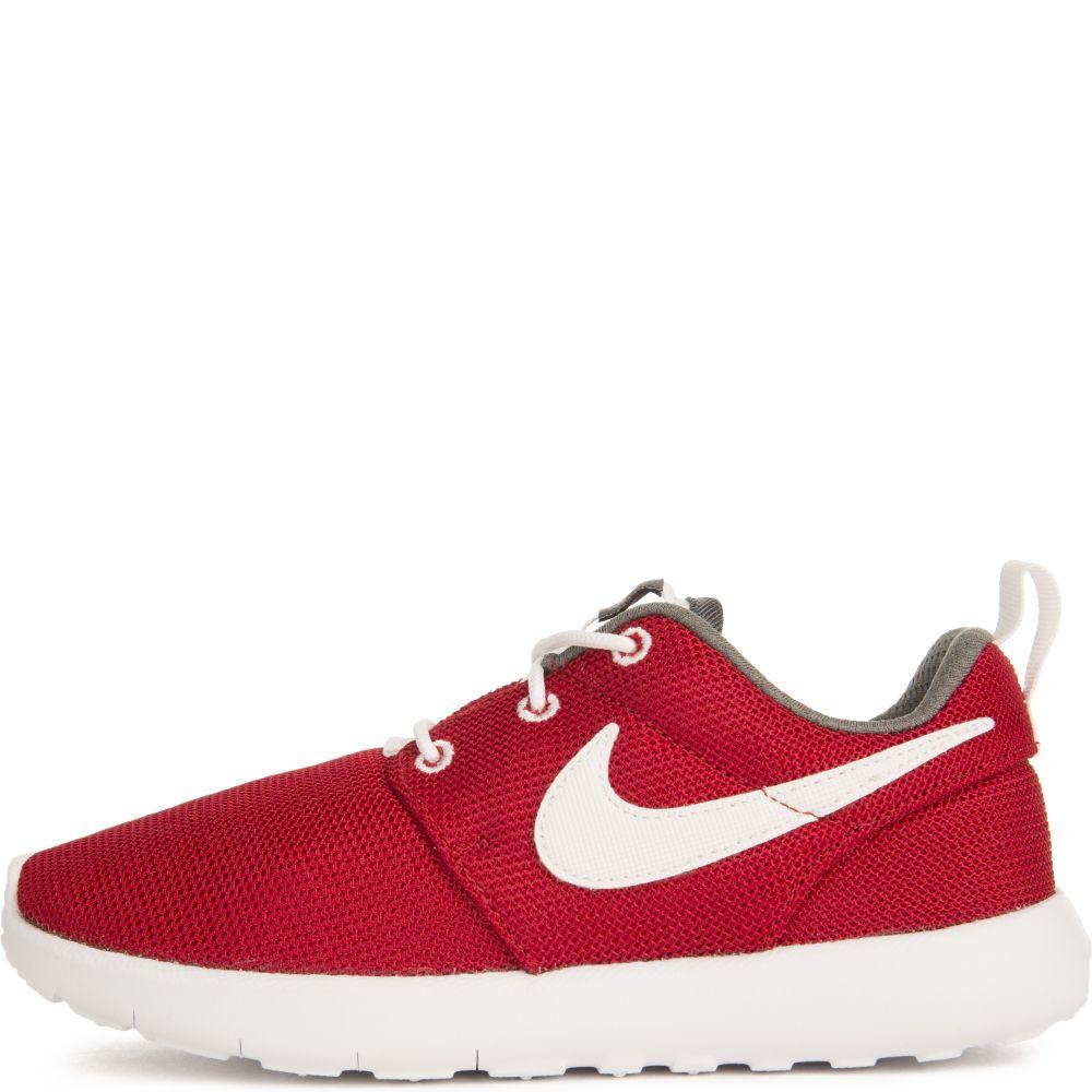 style mody bardzo popularny o rozsądnej cenie NIKE ROSHE ONE (PS) Red/white