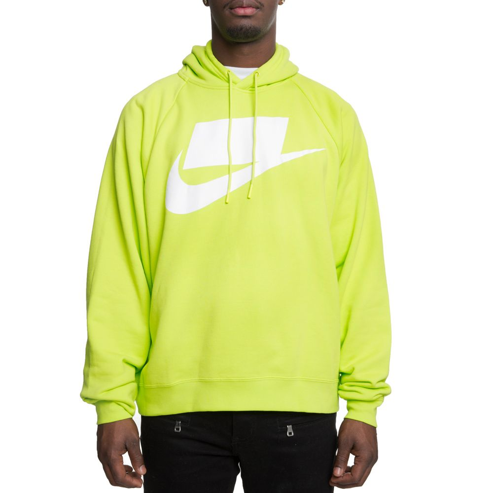 nike french terry hoodie