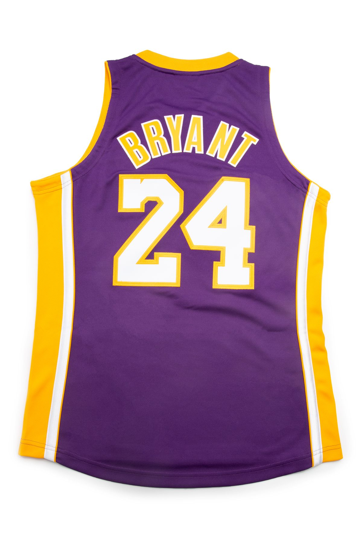 Los Angeles Lakers Kobe Bryant 2008 09 Road Finals Authentic Jersey