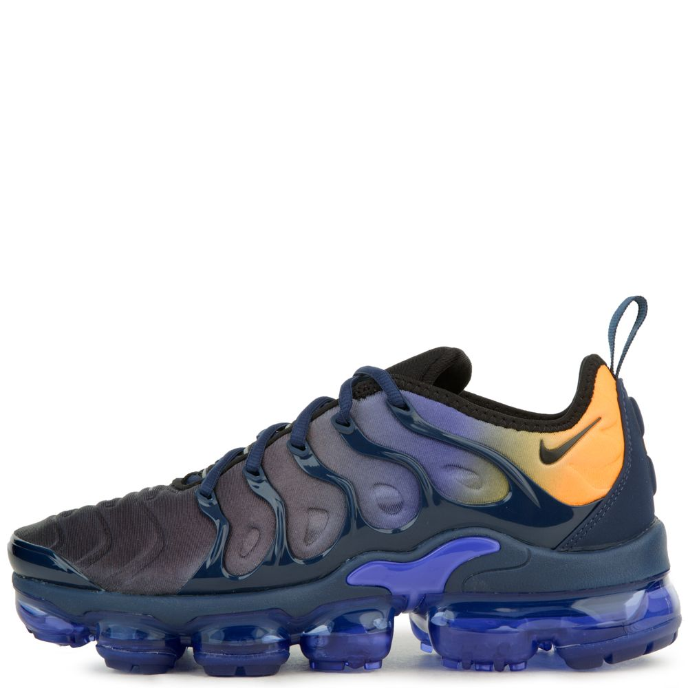 quality design a9dc1 d5819 WOMEN'S AIR VAPORMAX PLUS PERSIAN VIOLET/BLACK-MIDNIGHT NAVY