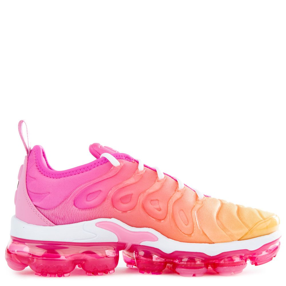 hot sale online 88af4 117a7 WOMEN'S AIR VAPORMAX PLUS LASER FUCHSIA/WHITE-PSYCHIC PINK