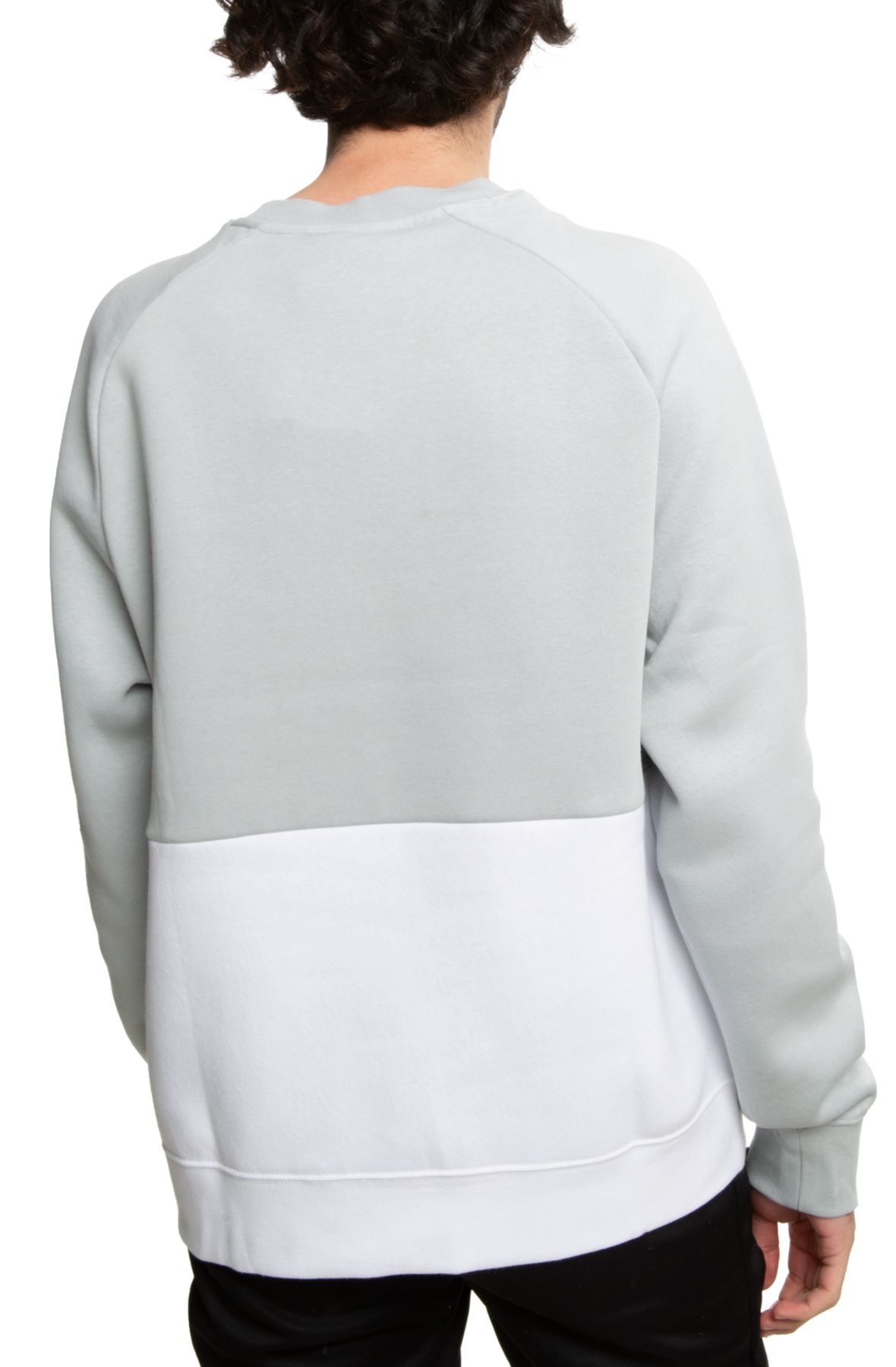AIR COLORBLOCK FLEECE CREW