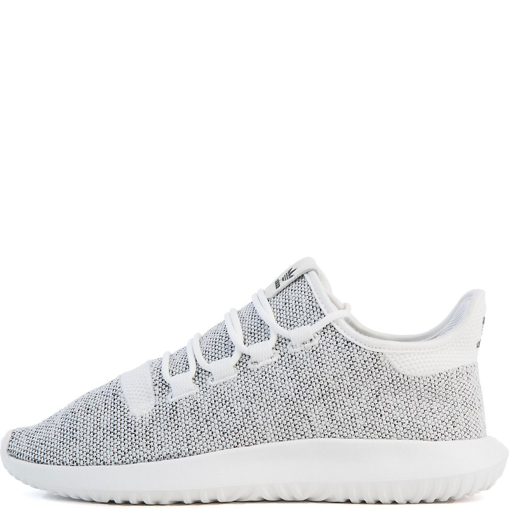 promo code c8ea5 b3b15 Men's Tubular Shadow Knit Athletic Lifestyle Sneaker Grey/White