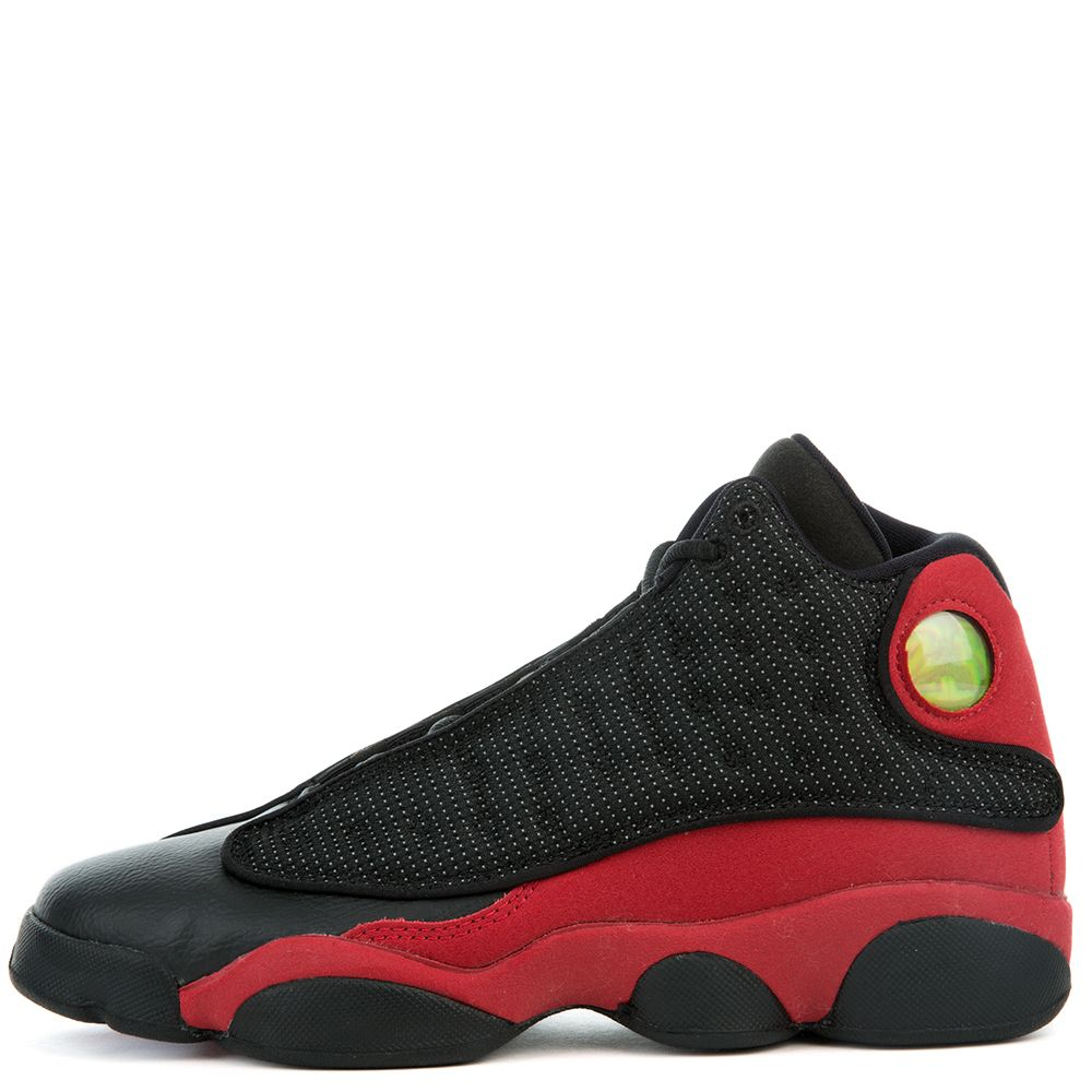 2018 shoes newest exquisite style Air Jordan 13 Retro BLACK/TRUE RED-WHITE
