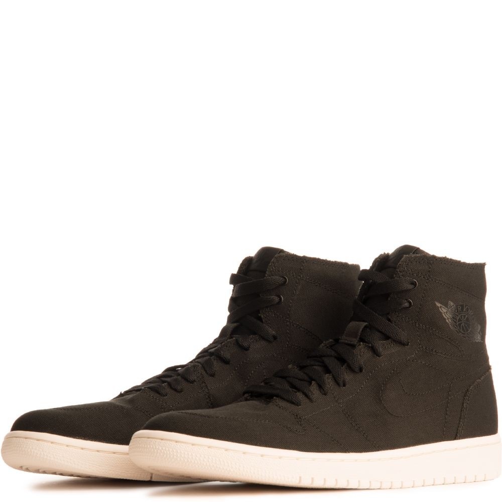 most popular footwear super specials Air Jordan 1 Retro High Decon BLACK/BLACK-SAIL