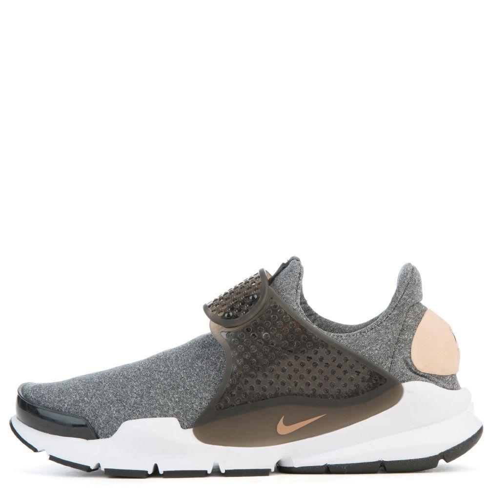 online store b8ea6 c4b47 Women's Nike Sock Dart SE Black/Tan/White