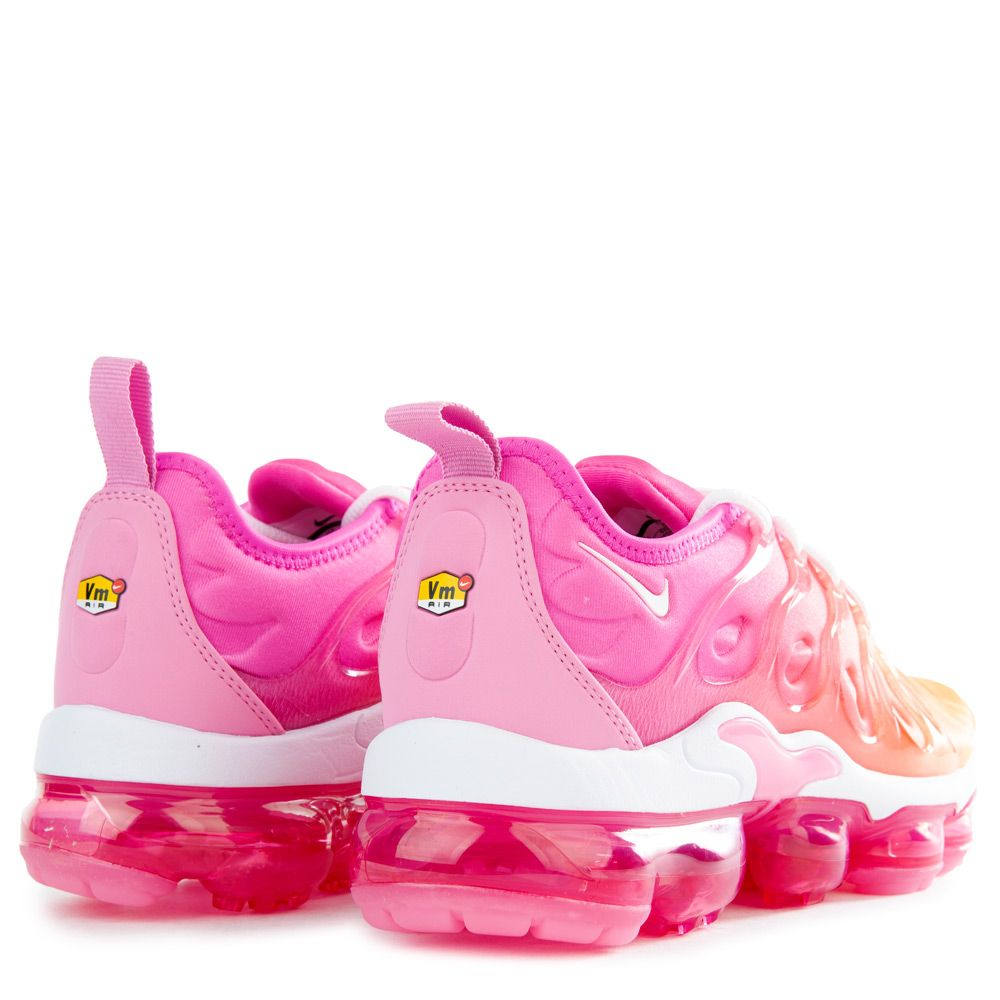 hot sale online 75c58 73907 WOMEN'S AIR VAPORMAX PLUS LASER FUCHSIA/WHITE-PSYCHIC PINK