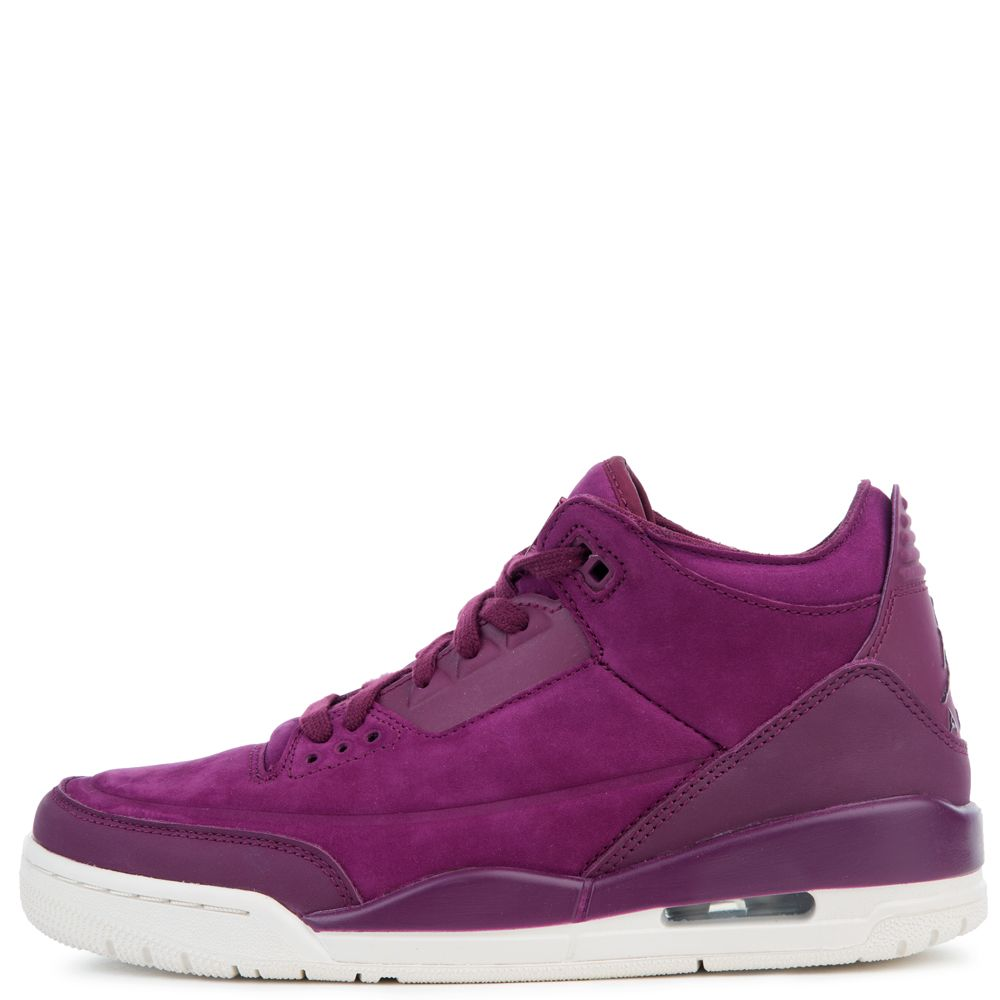 quality design 6f9d8 c6afe AIR JORDAN 3 RETRO SE BORDEAUX/BORDEAUX-PHANTOM