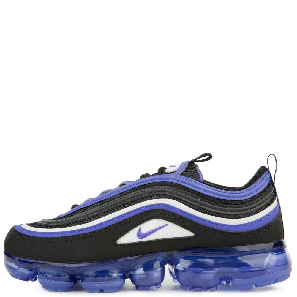 brand new 78309 ce1e9 (GS) AIR VAPORMAX '97 BLACK/PERSIAN VIOLET-WHITE