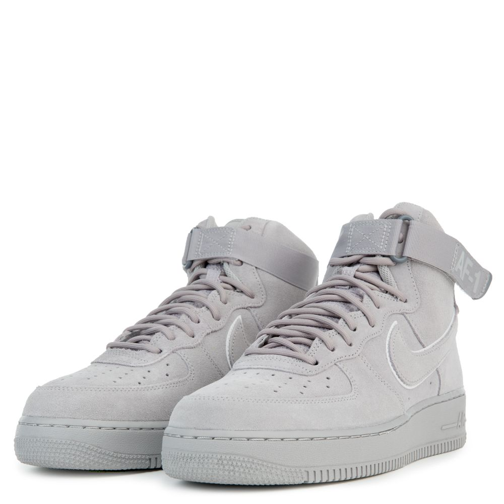 AIR FORCE 1 HIGH '07 LV8 SUEDE ATMOSPHERE GREY/GUNSMOKE