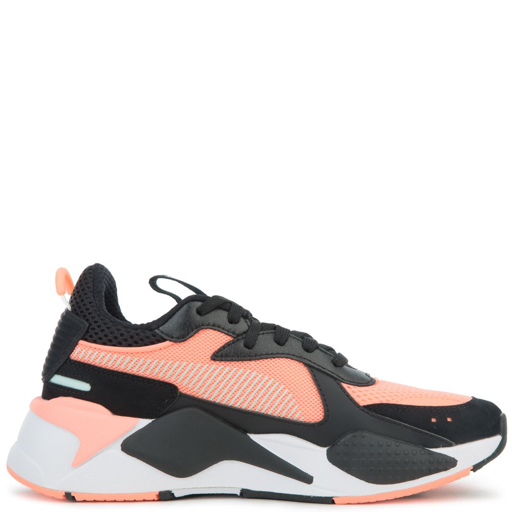 GS) RS-X TOYS Puma Black-Bright Peach