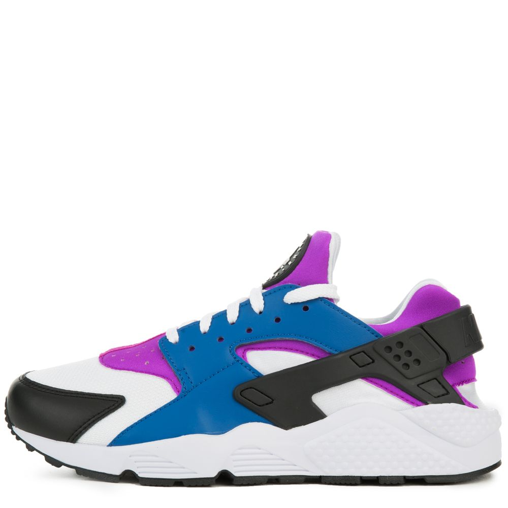 speical offer low price sale 50% price Air Huarache BLUE JAY/WHITE-HYPER VIOLET-BLACK