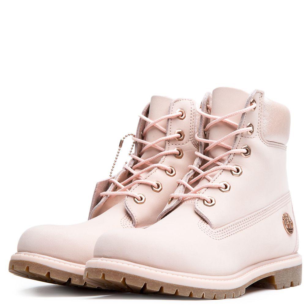 Timberland Schuhe 6 In Premium Wmn (light pink nubuck)