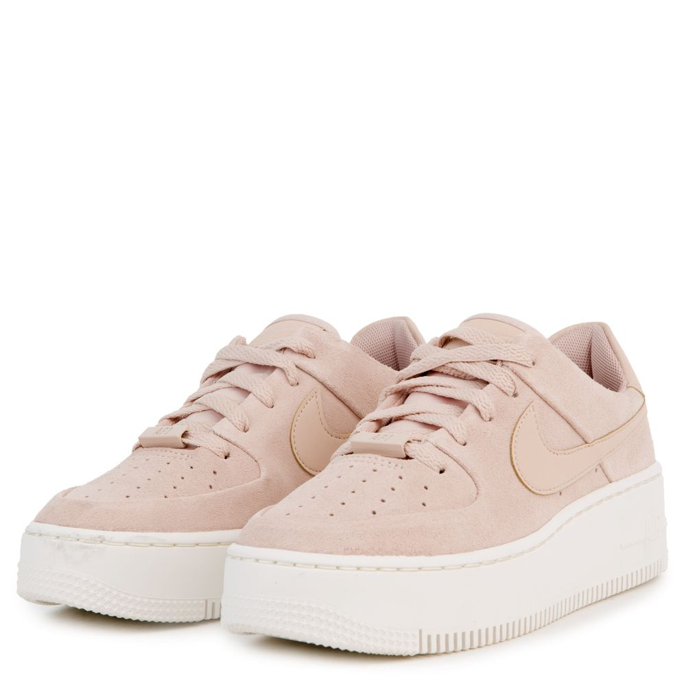 quality design 3b1ad e36cc NIKE AIR FORCE 1 SAGE LOW PARTICLE BEIGE/PARTICLE BEIGE-PHANTOM
